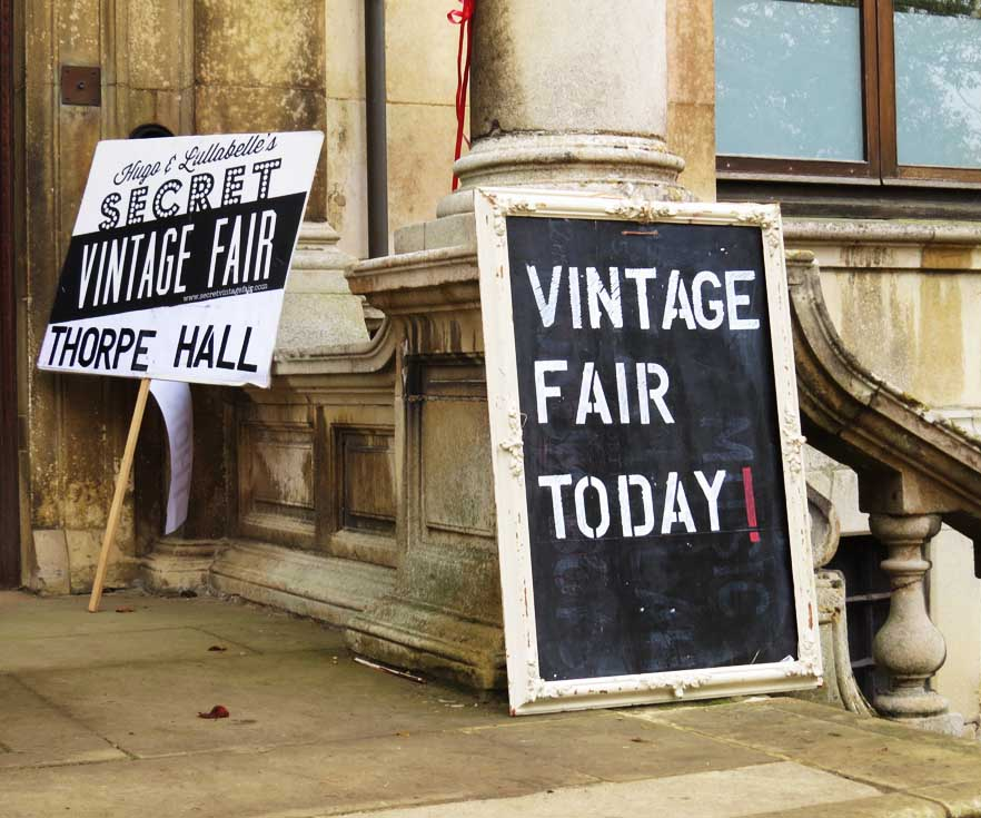The Secret Vintage Fair – Uncovered
